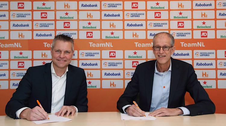 Jan Niebeek nieuwe bondscoach TeamNL Korfbal