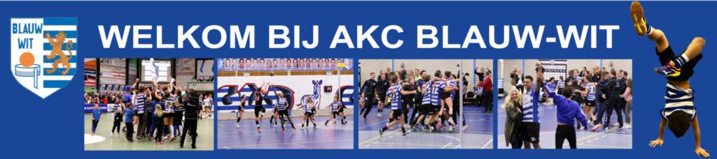 Welkom bij AKC Blauw-Wit